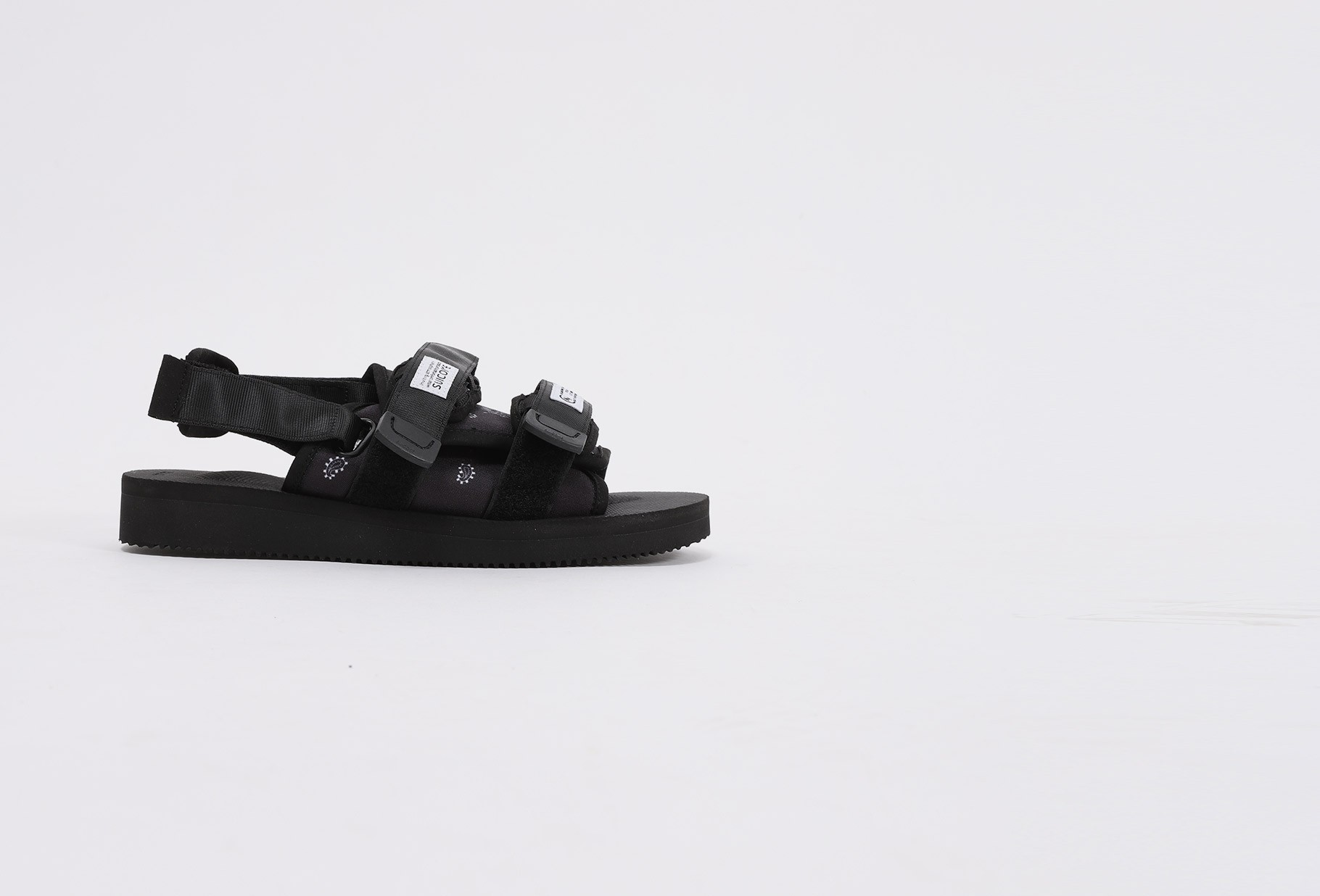 NEIGHBORHOOD / Suicoke nhsi moto / nr-sandal Black