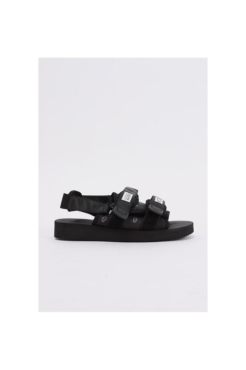 Suicoke nhsi moto / nr-sandal Black