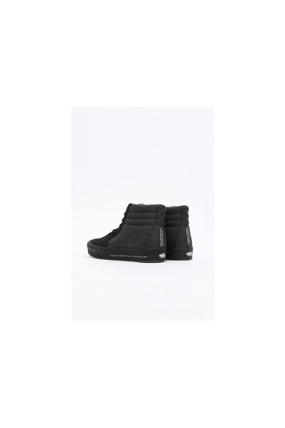 NEIGHBORHOOD / Vans x neighborhood sk8-hi Black