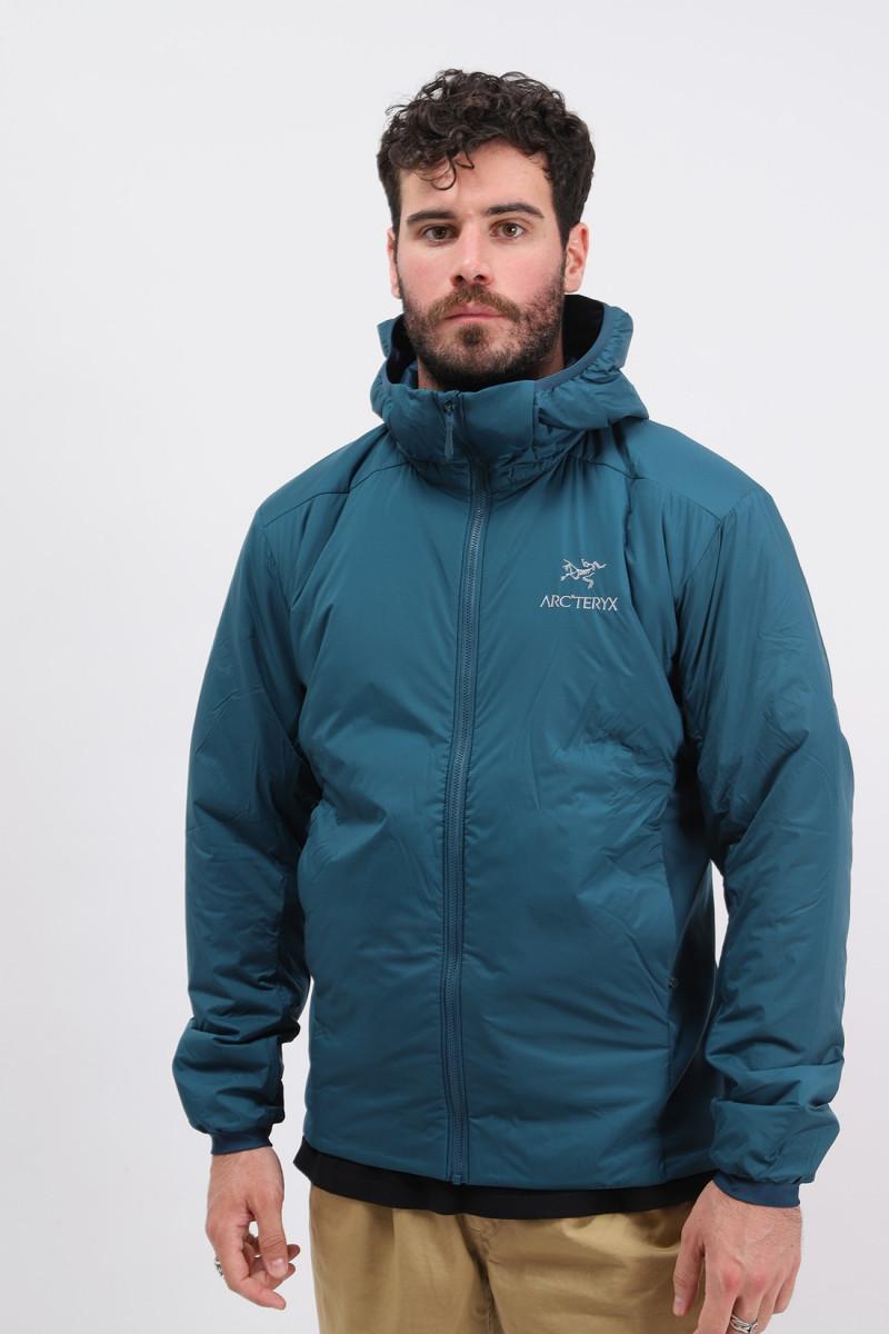 Atom lt hoody mens jacket Timelapse