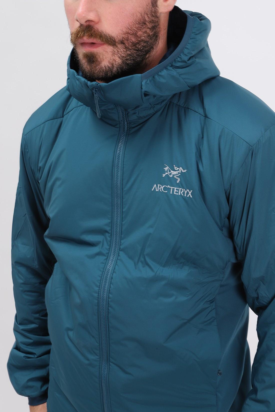ARC'TERYX / Atom lt hoody mens jacket Timelapse