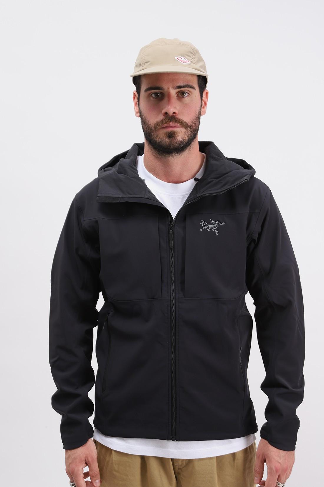 ARC'TERYX / Gamma mx hoody mens softshell Black