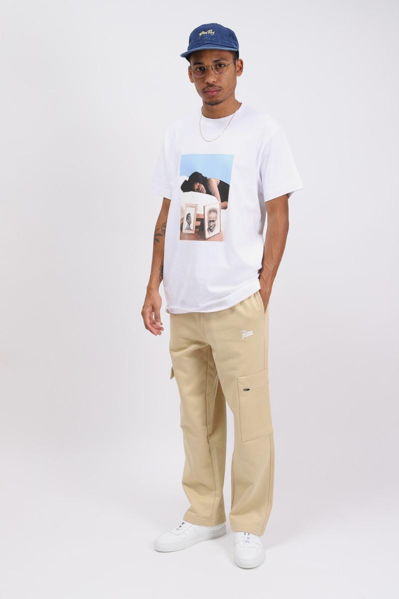Patta heroes t-shirt White