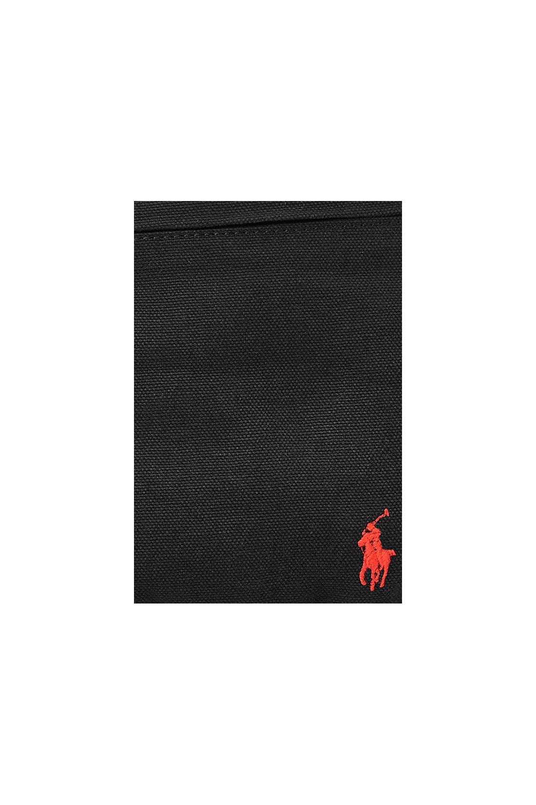 POLO RALPH LAUREN / Waistbag canvas Black