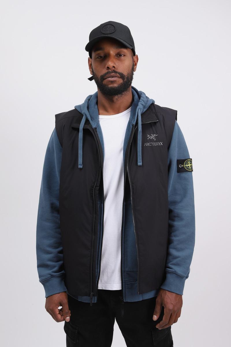 Atom lt vest mens Black