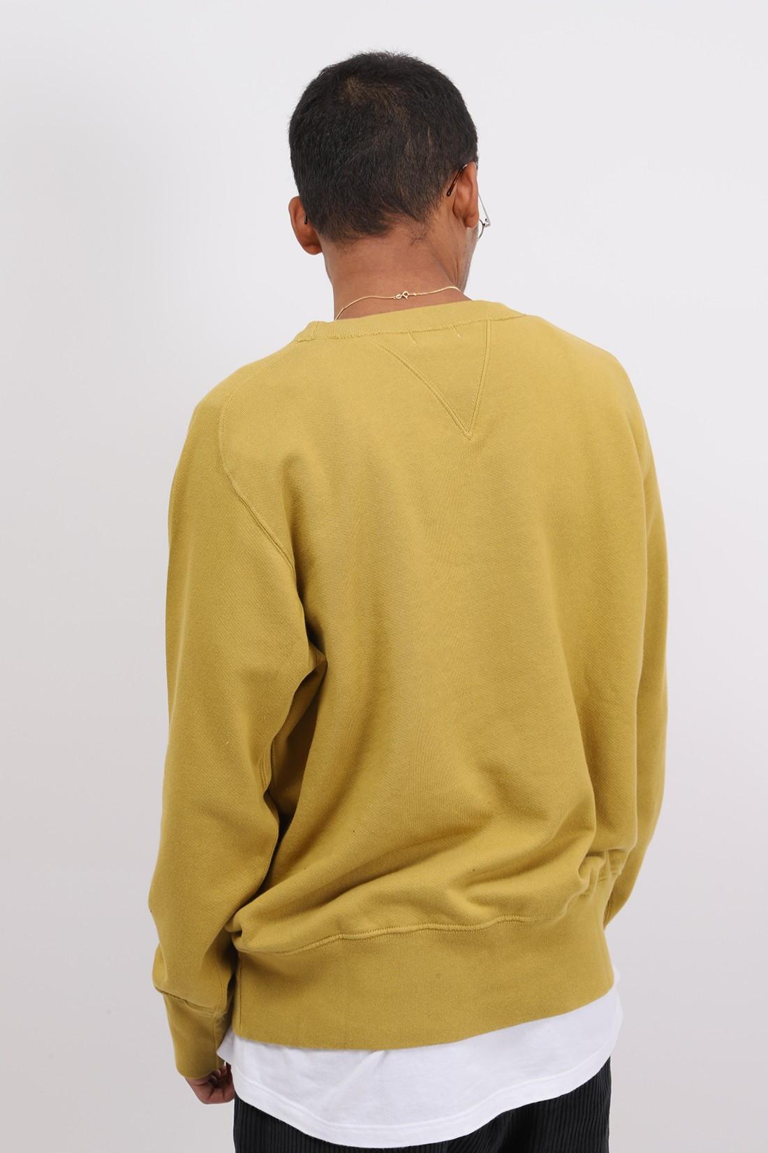 LEVI'S ® VINTAGE CLOTHING / Bay meadows sweatshirt Ecru olive