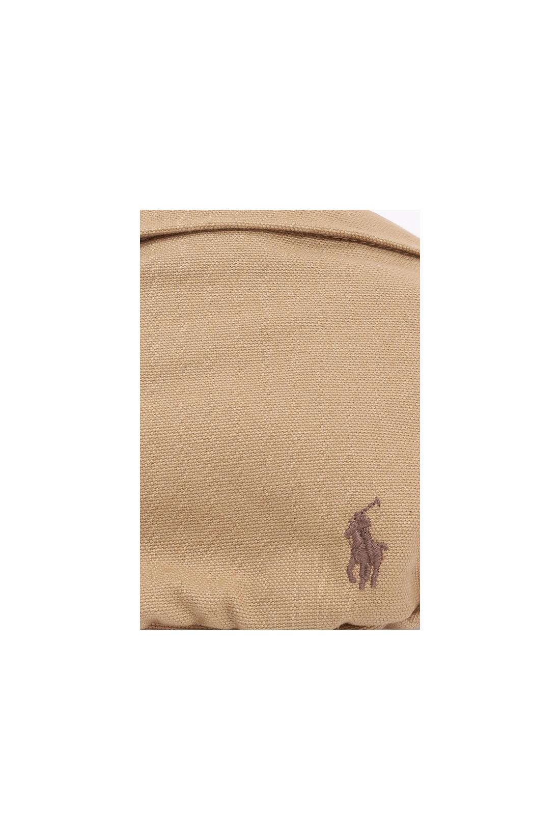POLO RALPH LAUREN / Waistbag canvas Tan