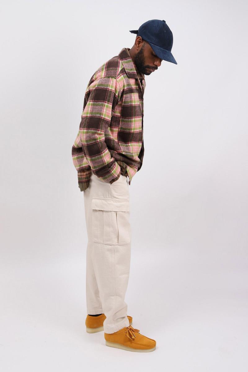 Pantalone ferodo tober Ecru