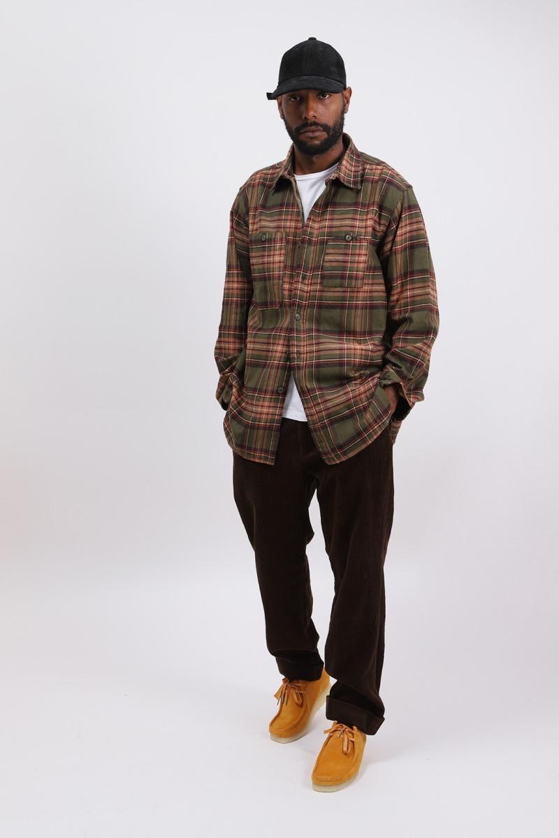 Andover cord pant Brown