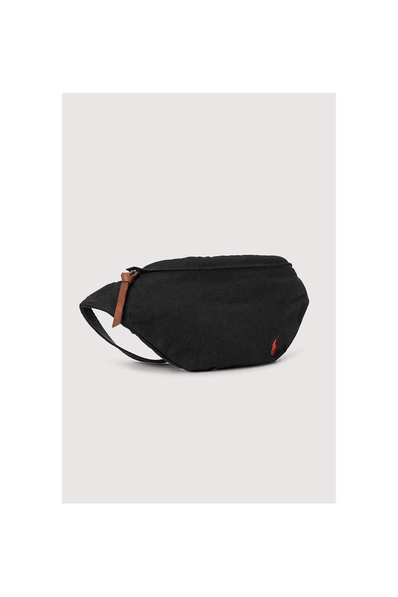 Waistbag canvas Black