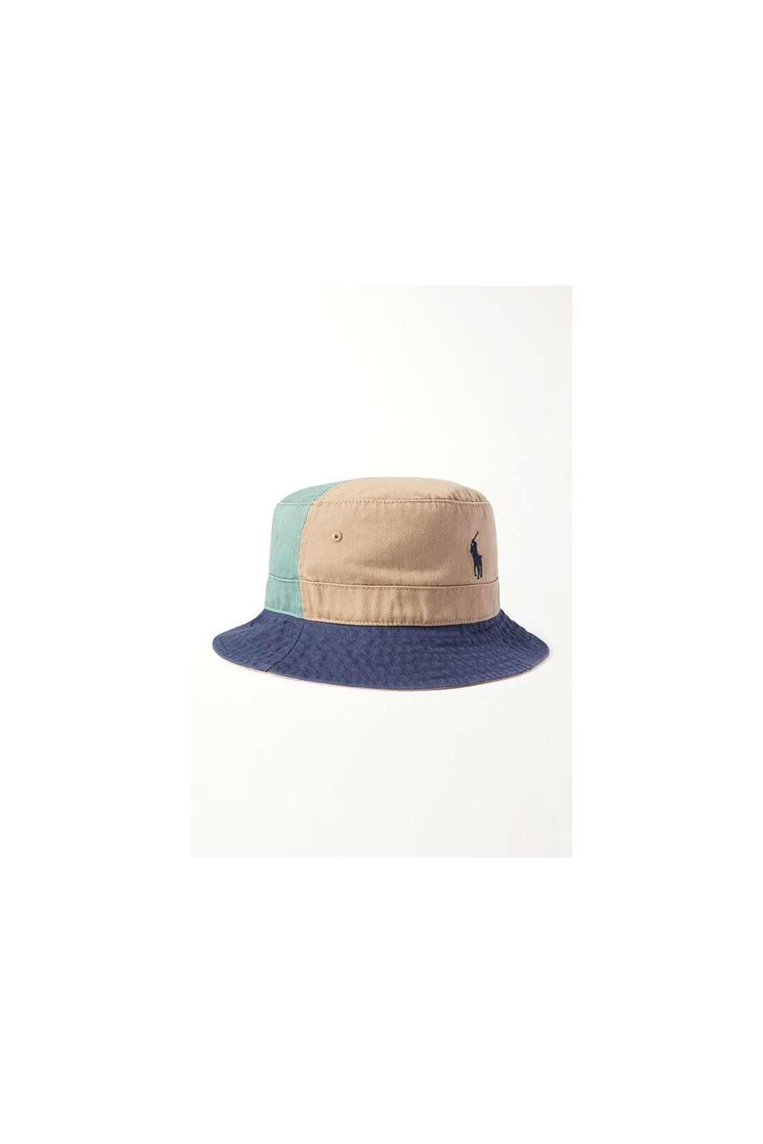 POLO RALPH LAUREN / Loft bucket hat cotton chino Multi