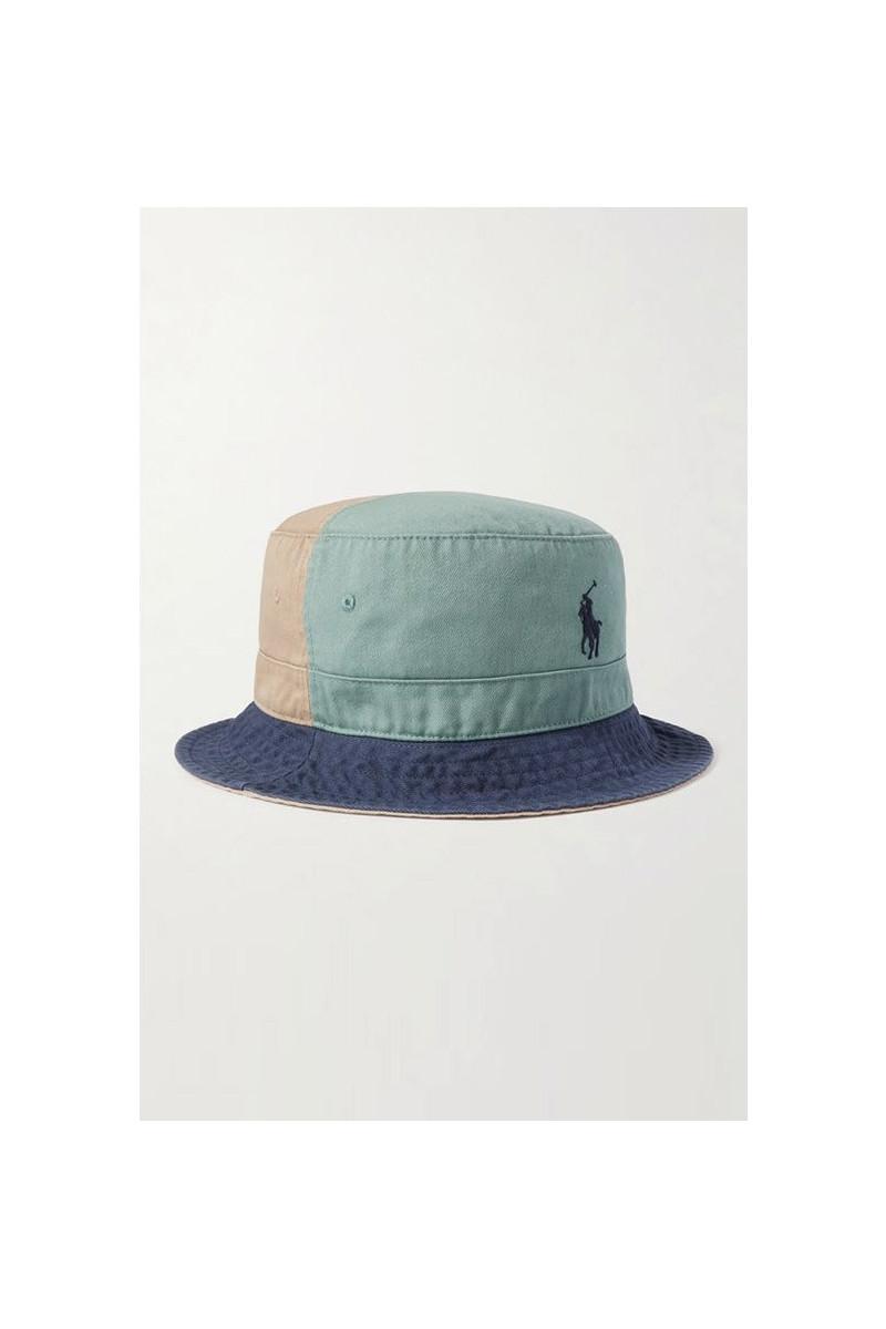 Loft bucket hat cotton chino Multi