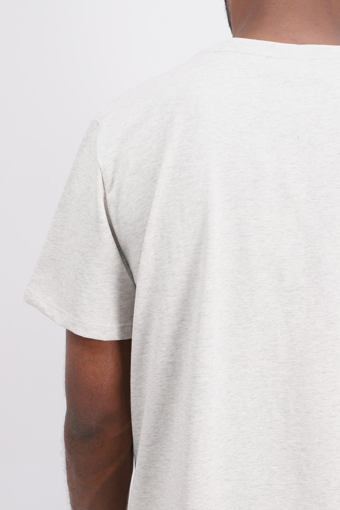 A.P.C. / T-shirt raymond Ecru chine