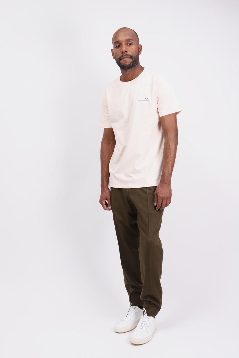 T-shirt item Rose pale