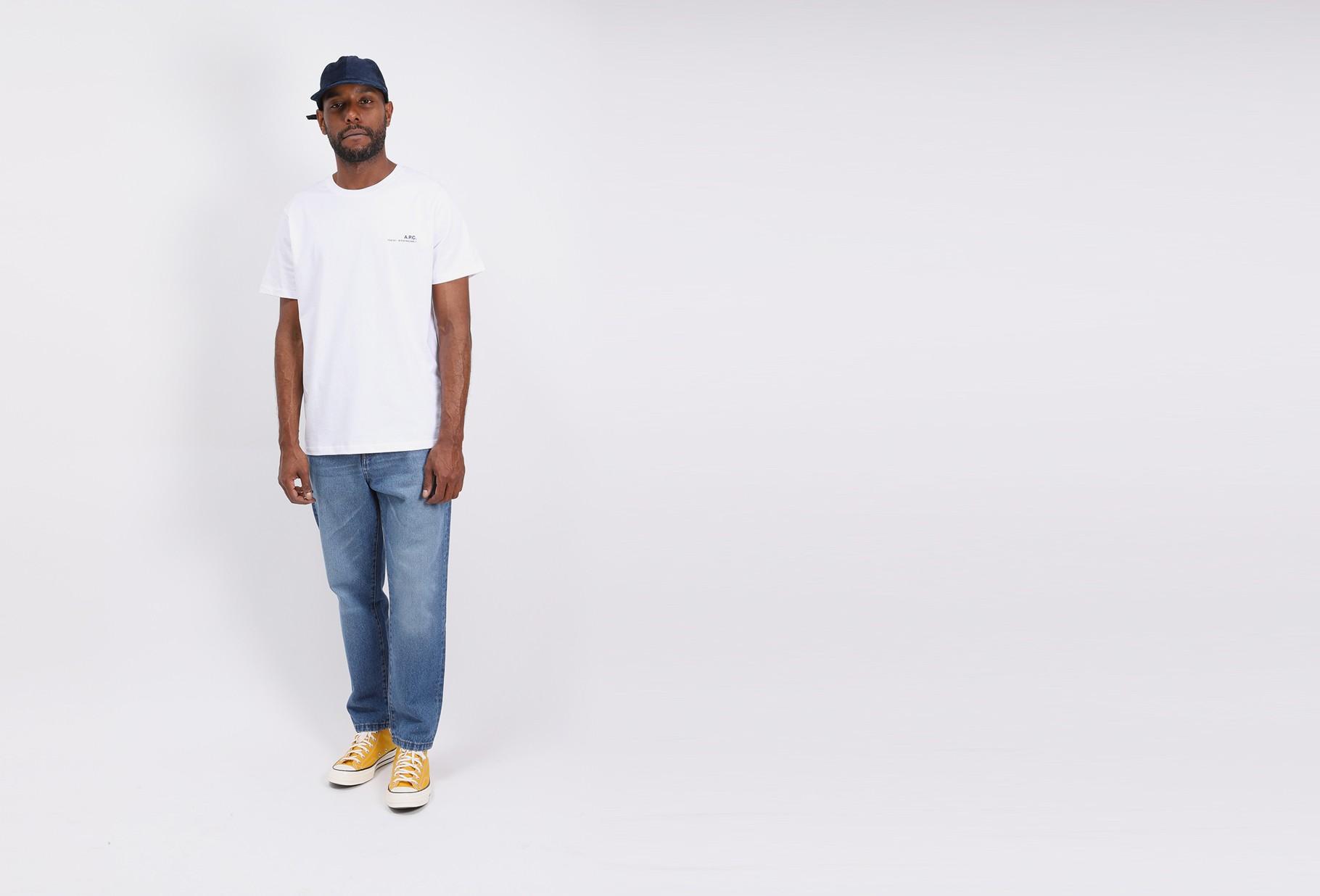 A.P.C. / T-shirt item Blanc