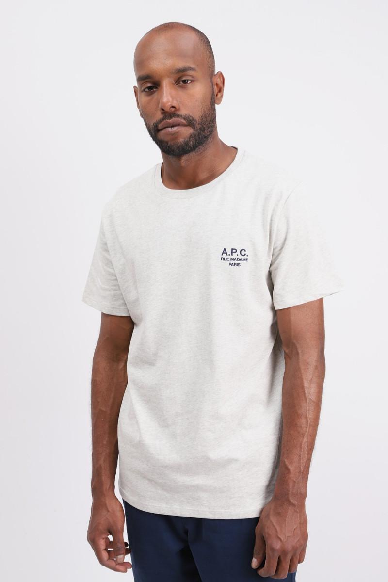 T-shirt raymond Ecru chine
