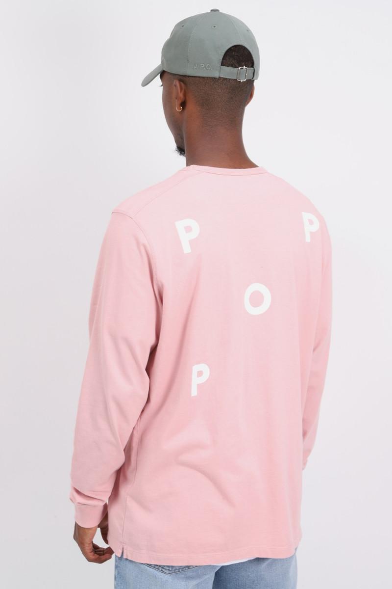 Pop logo longsleeve t-shirt Zephyr