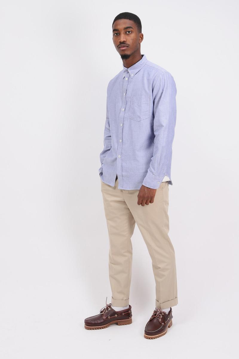Everyday shirt oxford Blue