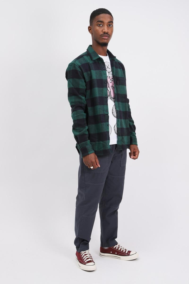 Curtis shirt Blue/green