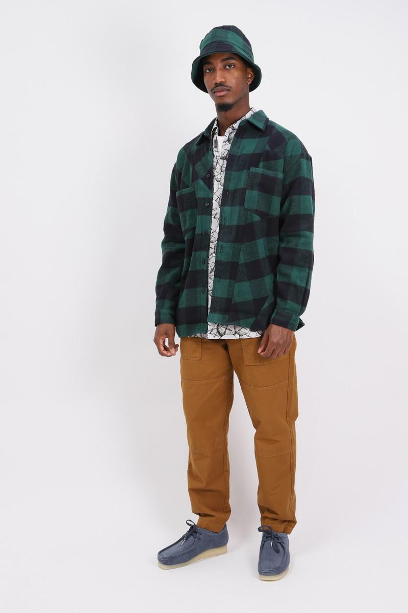 Mitchum shirt Blue/green