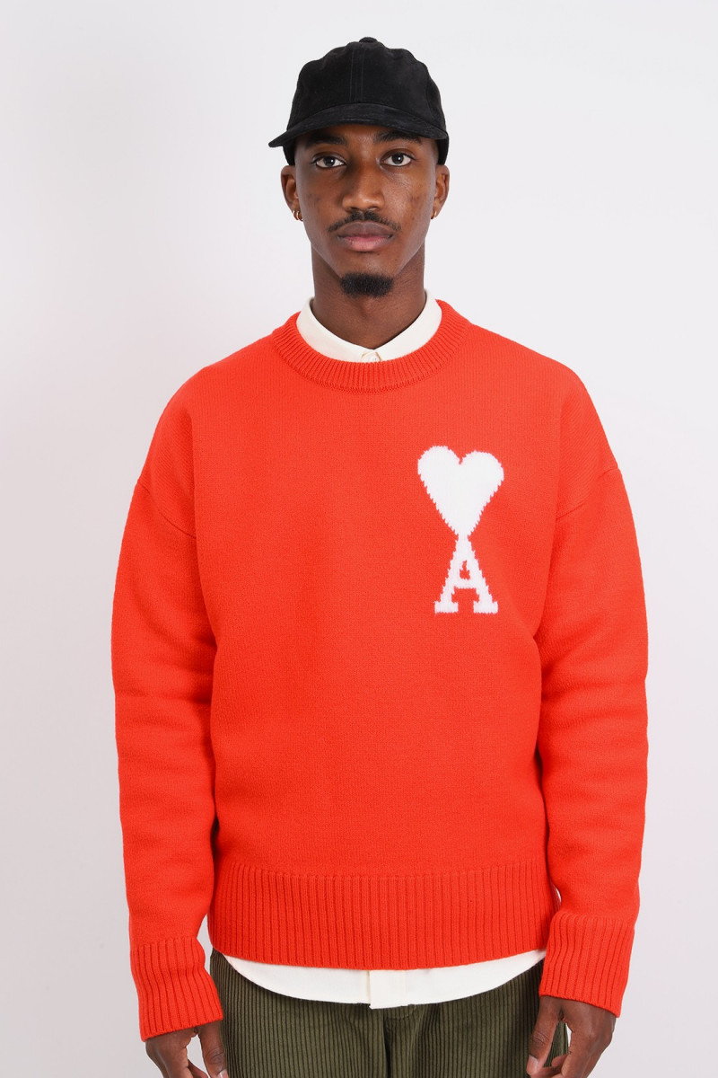 Pull oversize Red