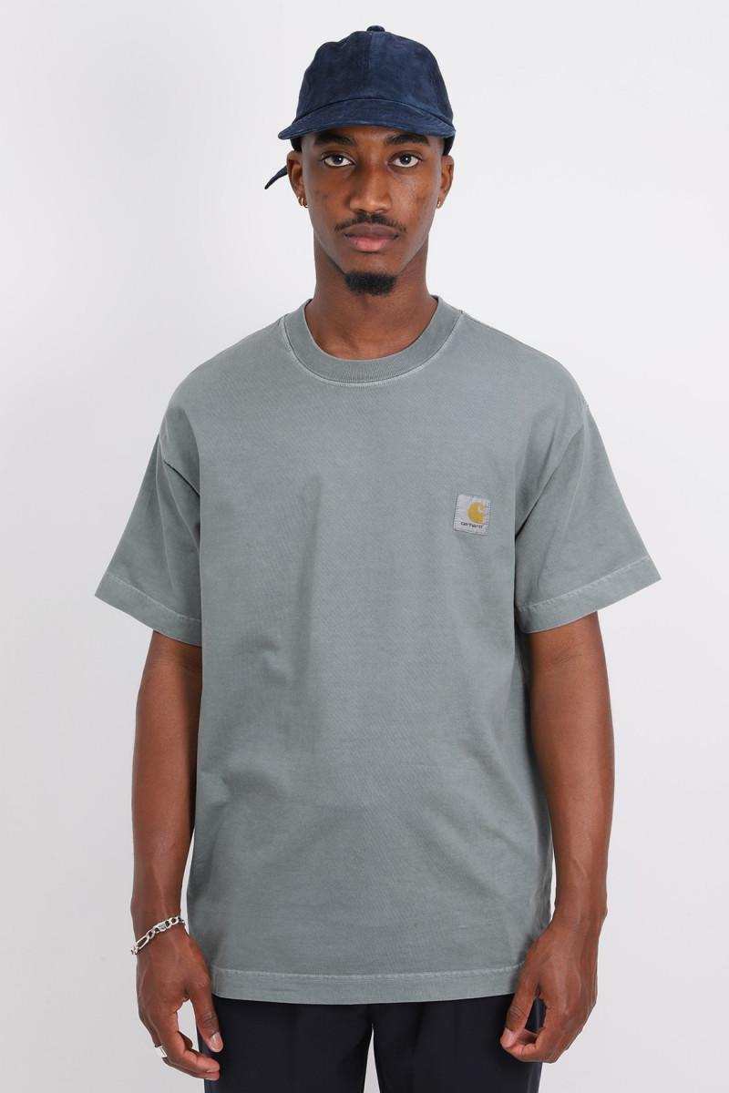 S/s vista t-shirt Eucalyptus