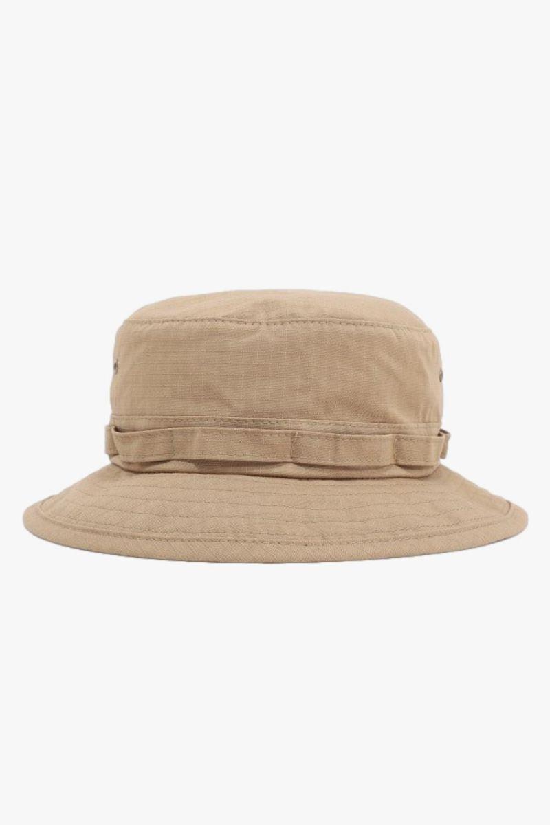 Jungle hat cordura nylon Beige