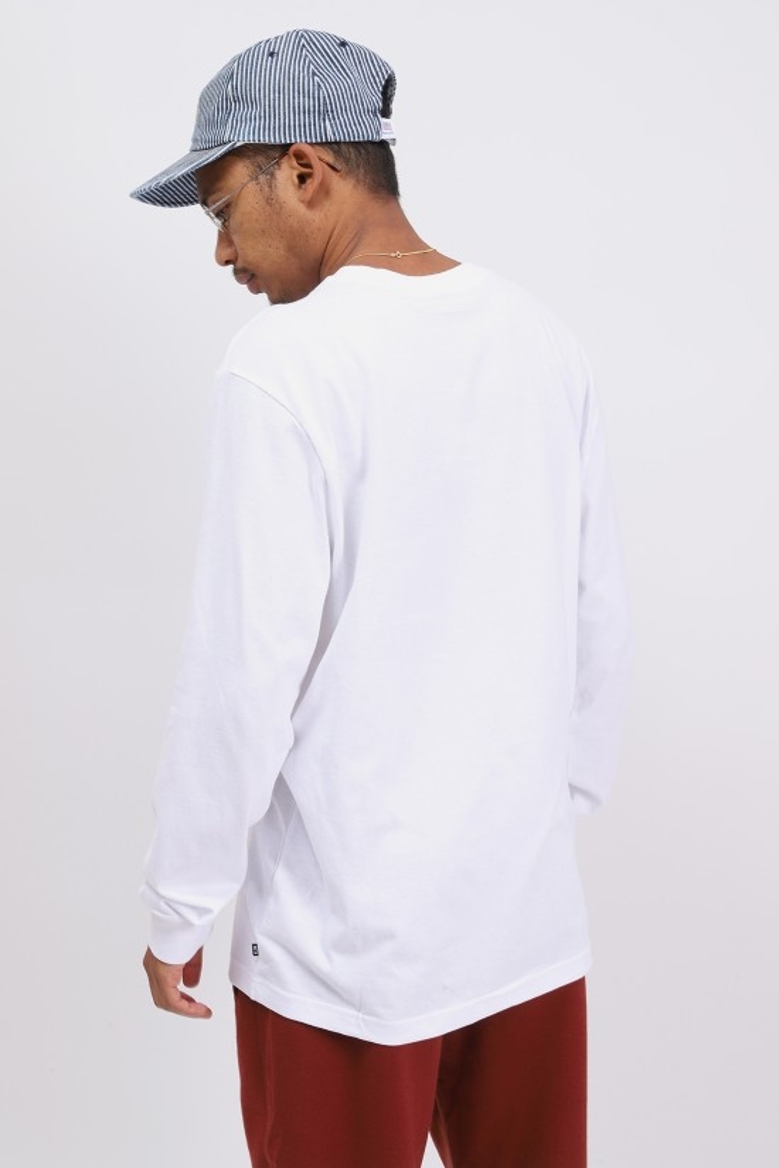 PATTA / Patta basic longsleeve White