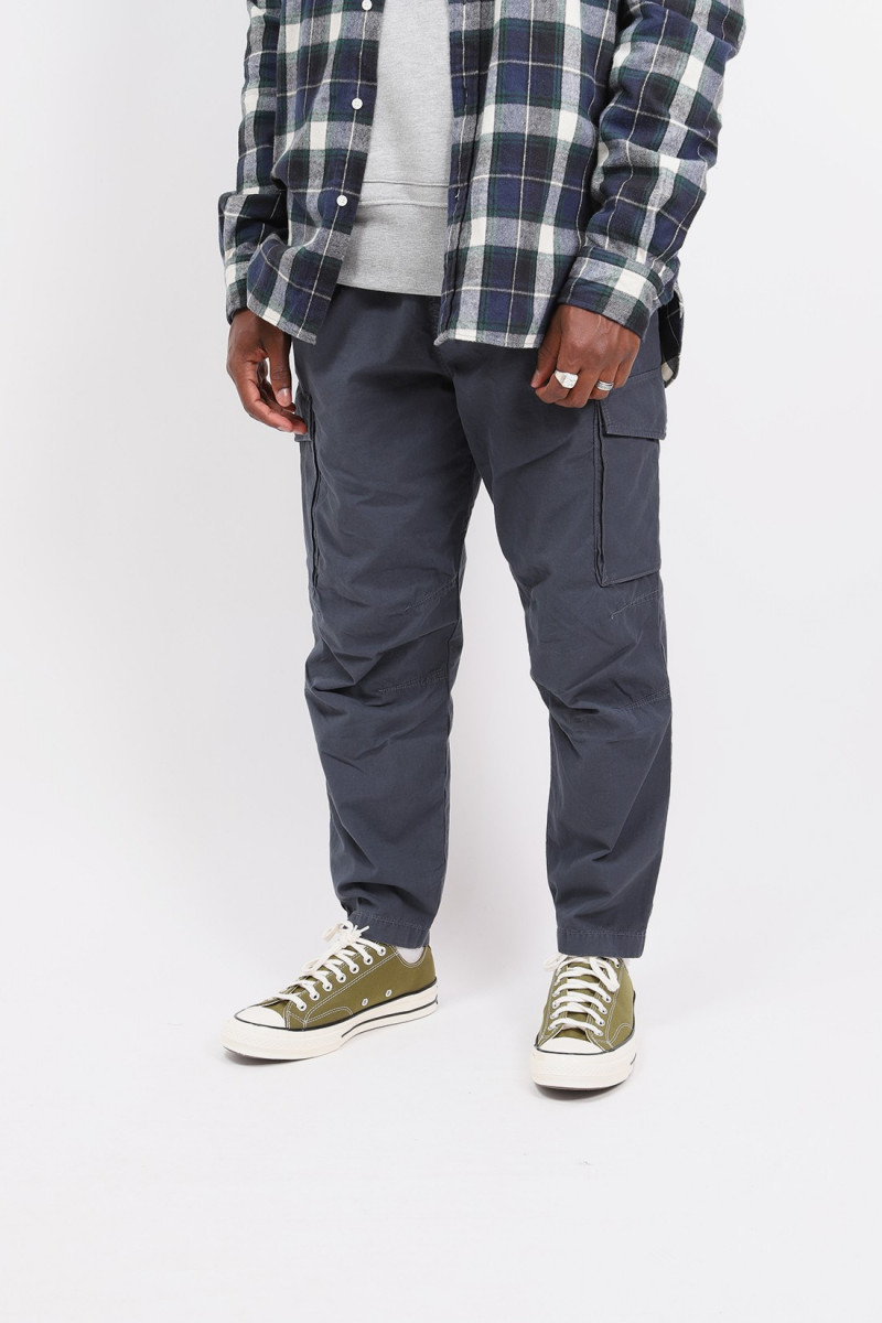 Squad pant ripstop French navy