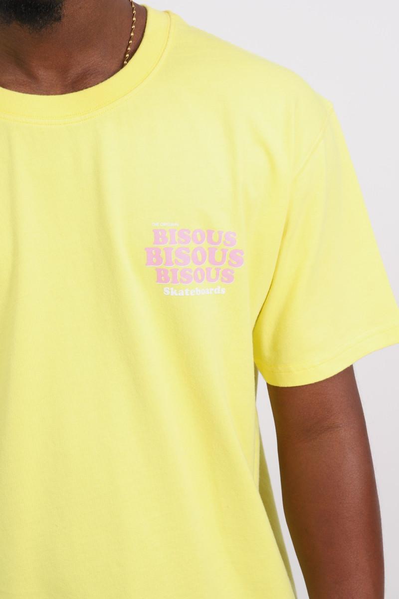 T-shirt grease vegas Yellow