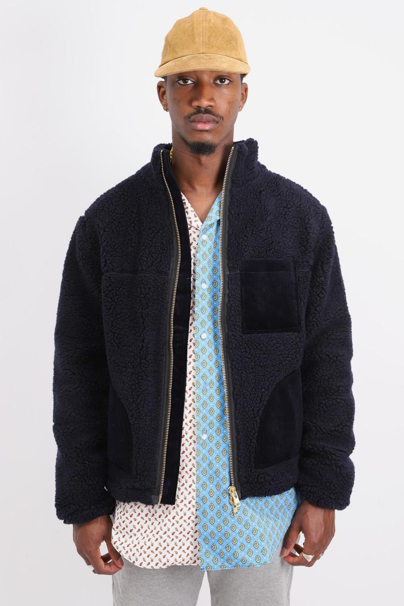 Bembridge jacket Navy