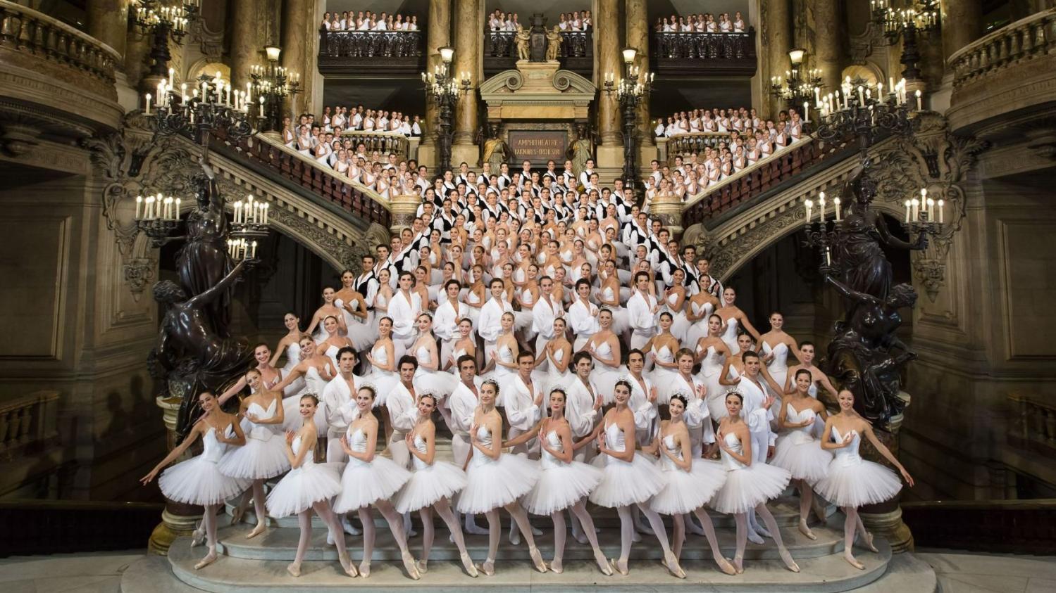 Opéra Garnier Gala
