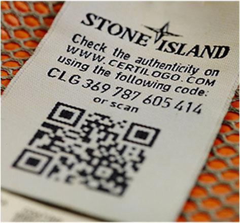 certilogo stone island