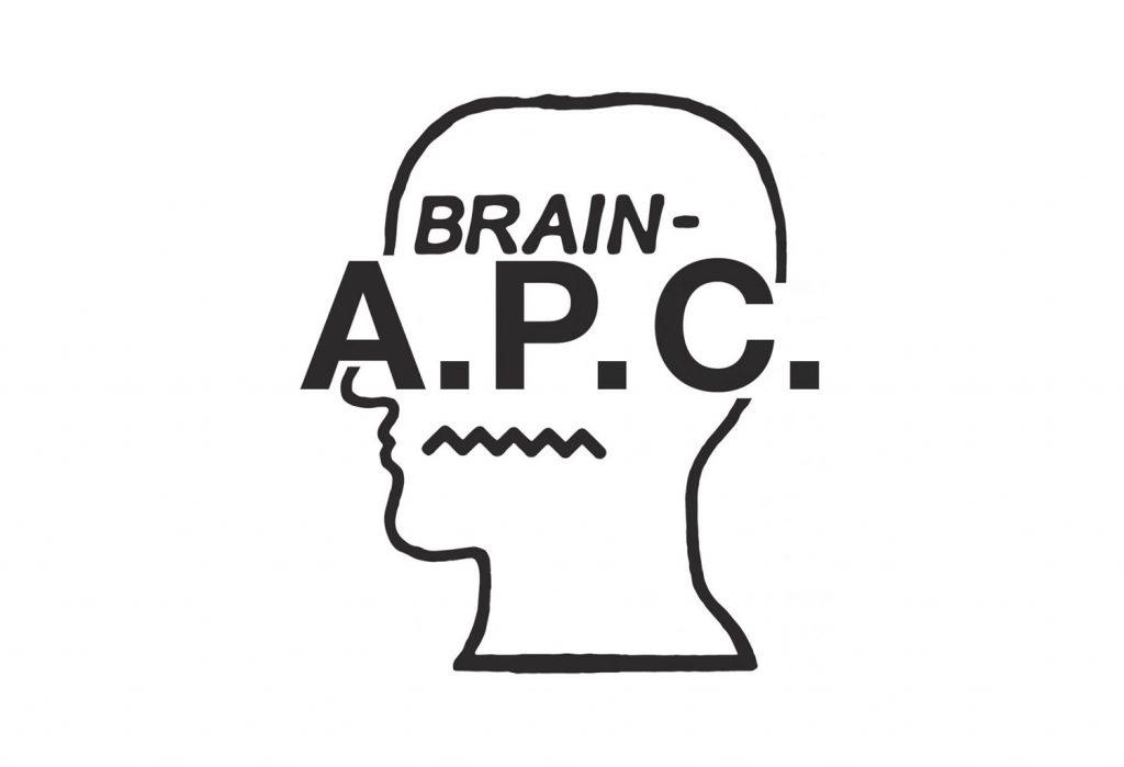 Logo APC x Brain Dead