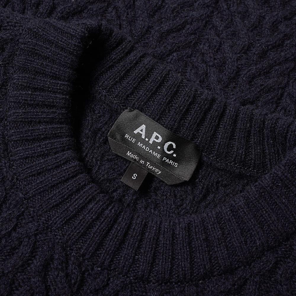 Étiquette pull APC