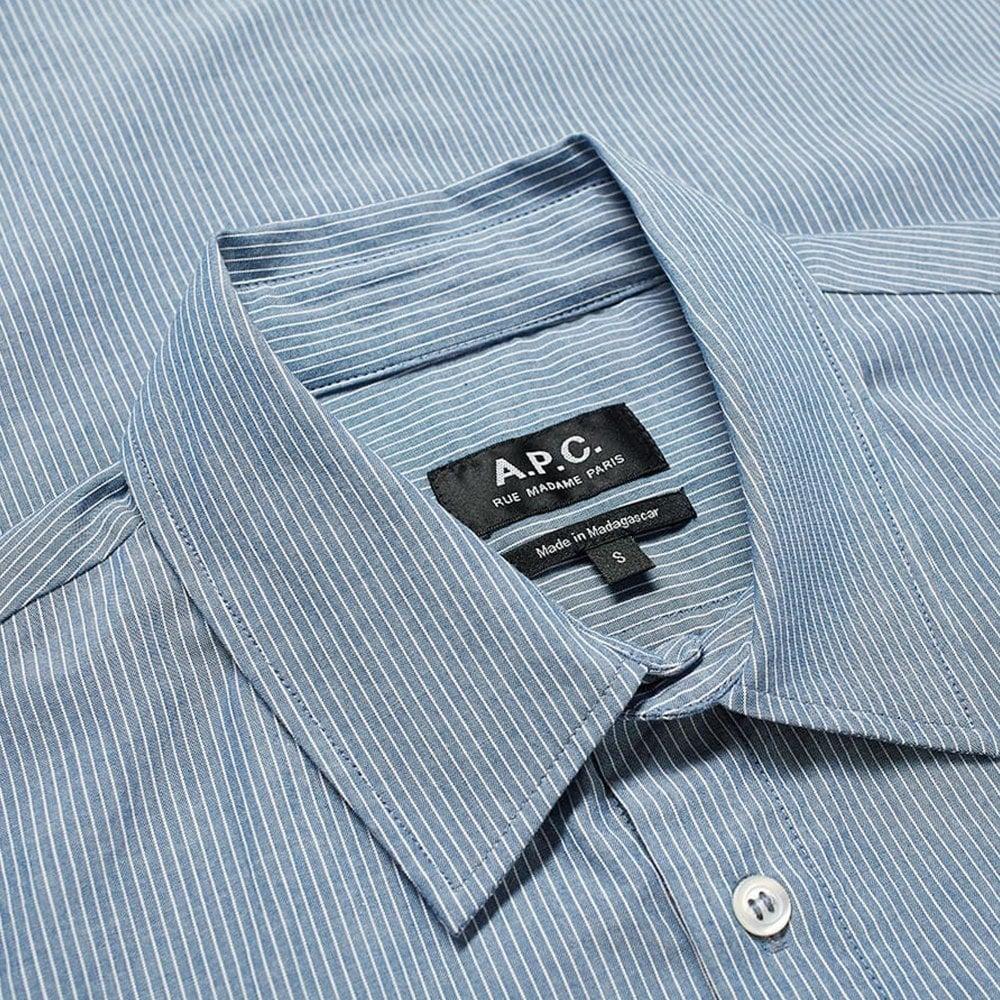 Col chemise APC