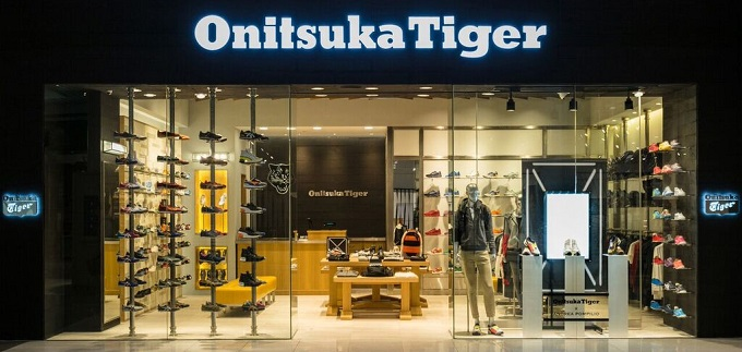 First_Directly_Manage_Onitsuka_Tiger_Store