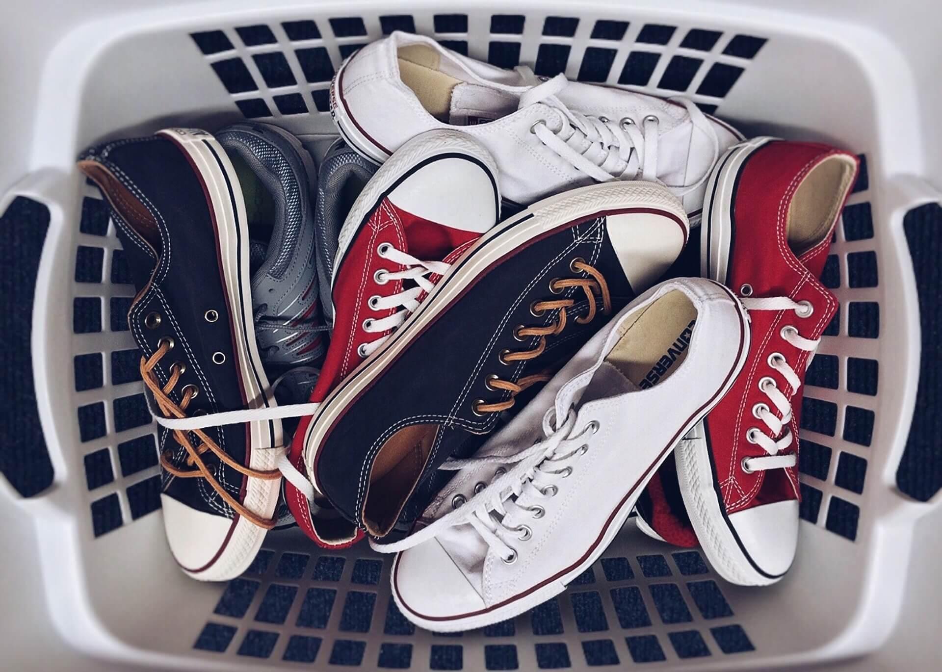 clean converse