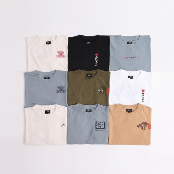 Full Edwin first fall drop of tee is in store now. Check it out ! . . . #edwin
