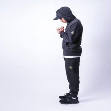 New stone island fleece pants and zipped hoodies are available now ! . . . #stoneisland