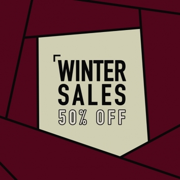Time to Enjoy, up to 50% off on the FW20 collection.