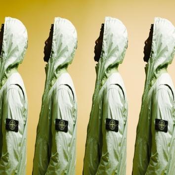 Membrana jacket from Stone Island. #stoneisland