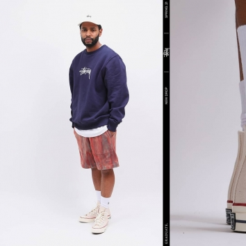 New drop Stüssy Spring .21 Available now in store and online