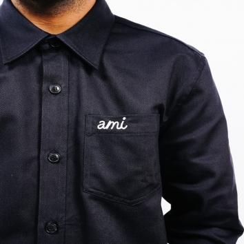 New drop from AMI Paris. New items & new script logo. . . . . #ami #amiparis #alexandremattiussi