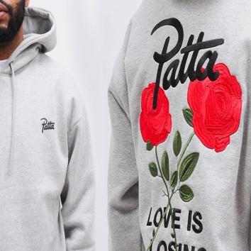 God 'dam it's now ! Patta new season will be available tonight 00.01am online. . . . . . #patta #pattanl #streetwear @patta_nl